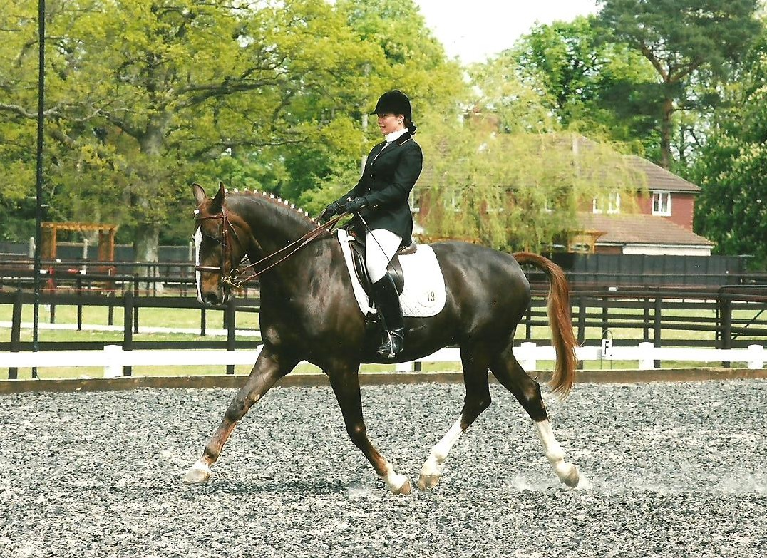 7 steps to using the Scales of Training: #4IMPULSION